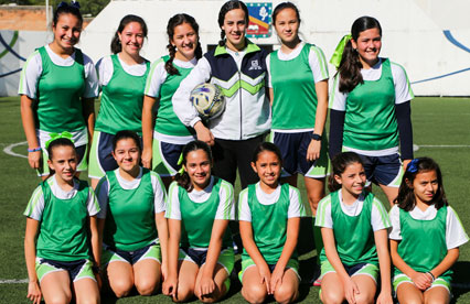 Deportes en secundaria - Instituto Lomas del Real