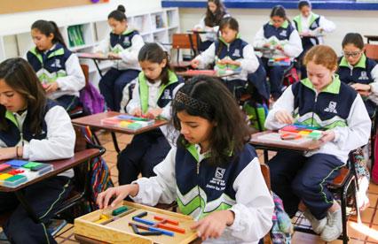 Clases de matemáticas en secundaria - Instituto Lomas del Real