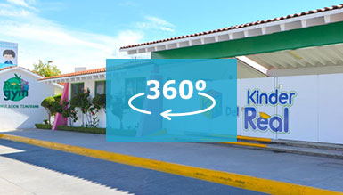 Vista 360 - Kínder del Real