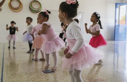 Actividades vespertinas en preescolar - Kínder del Real