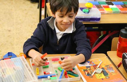 Clases de matemáticas en Primaria - Instituto Real de San Luis