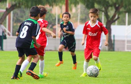 Deportes en Primaria - Instituto Real de San Luis