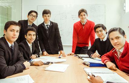 Certificación GAC para Preparatoria - Instituto Real de San Luis