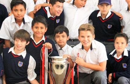 Actividades extraescolares en Secundaria - Instituto Real de San Luis