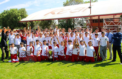 Deportes en Secundaria - Instituto Real de San Luis