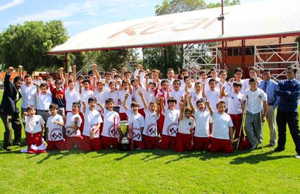 Deportes en Secundaria - Instituto Real de San Luis