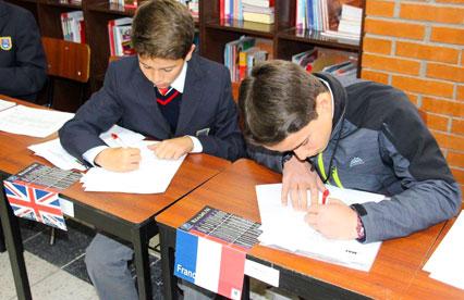 Idiomas impartidos en Secundaria - Instituto Real de San Luis