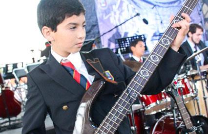 Clases de Música en Secundaria - Instituto Real de San Luis