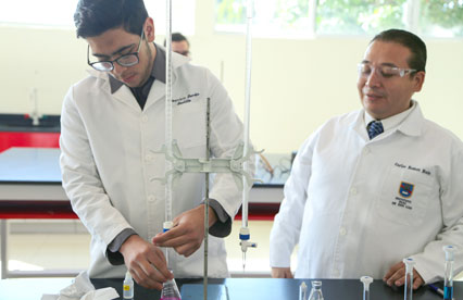 Laboratorios de Ciencias